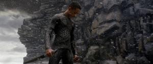 Kitai (Jaden Smith) luta para vencer seus medos. Fonte: Reprodução/Divulgação