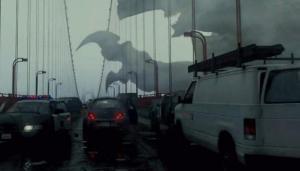 Os Kaijus, monstros, são gigantescos  e saem das profundezas do oceano em busca de destruir os parasitas (seres humanos) do seu novo  las, o planeta Terra.